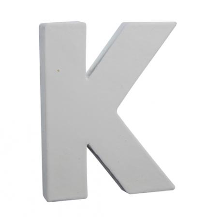 Letra K Décopatch mediana
