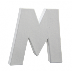 Letra M Décopatch mediana