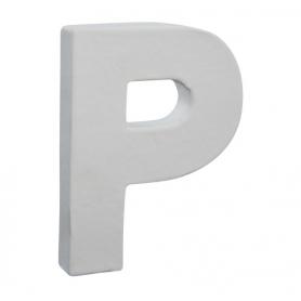 Letra P Décopatch mediana