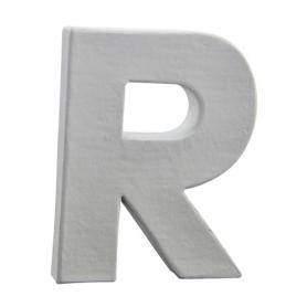 Letra R Décopatch mediana