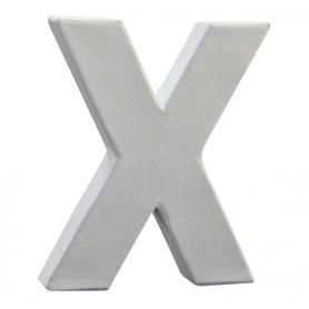 Letra X Décopatch mediana