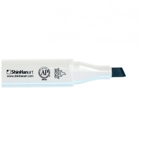 Rotulador Touch Twin Brush Blue Berry PB273