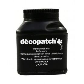 Barniz exterior con filtro ultravioleta Décopatch