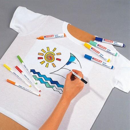 Marcador Textil Edding 4500