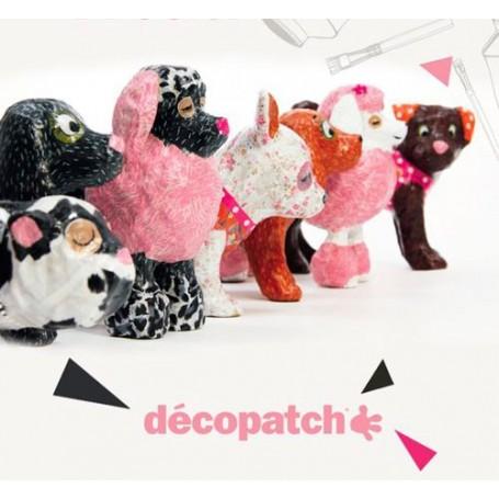 Cupcakes Décopatch