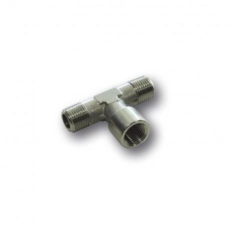 Racord Metal Doble Salida 1/8, Ventus
