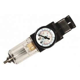 Manómetro con Filtro Antihumedad, Ventus