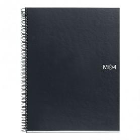 Notebook Liso A5 Tapa Dura, Miquelrius