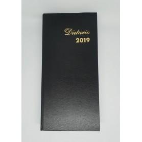 Dietario 2/3, 2 Páginas/Día 2019, Ingraf