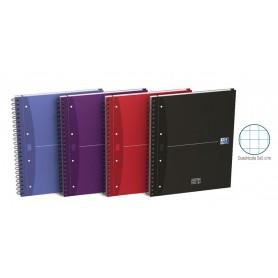Cuaderno Oxford Tapas Extraduras A4+