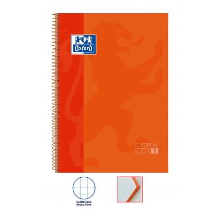 Cuaderno Tapa Extradura European Book 1 Oxford