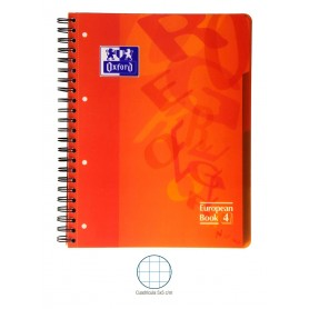 Cuaderno Oxford A4 Microperforado Ref 102504204