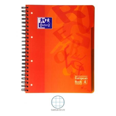Cuaderno Oxford A4 Microperforado Ref 102504204