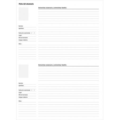 Cuaderno Triplex