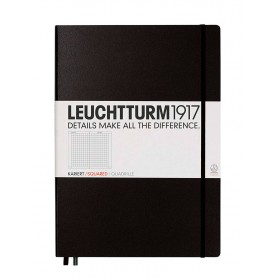 Notebook Master Hoja Cuadriculada Leuchtturm