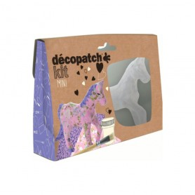 Mini Kit Caballo, décopatch