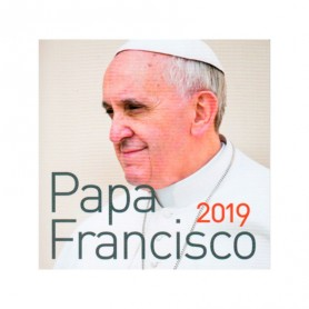 Calendario con Imán 2019 Papa Francisco