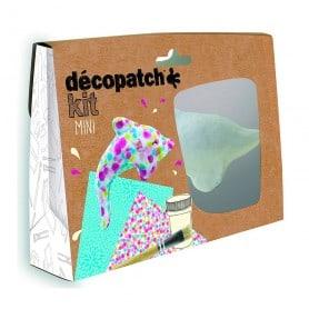 Mini Kit Delfín, Décopatch