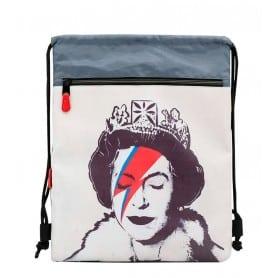 Saco Bolso Grande Brandalised Queen
