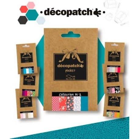 Papel Décopatch 578 1 Hoja