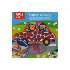 Paper Activity, Apli Kids