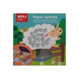 Paper Activity Animals, Apli Kids