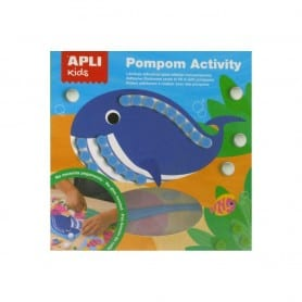 Pompom Activity Marine, Apli Kids