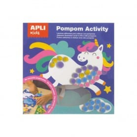 Pompom Activity Princess, Apli Kids