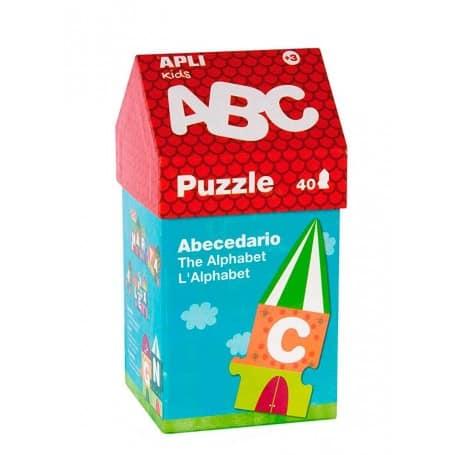 Puzzle Casita ABC, Apli Kids