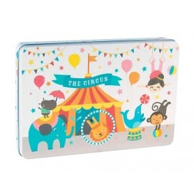 PUZZLE APLI KIDS CIRCO DESIGN BY LILI LANE 24UDS