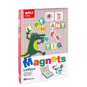 Juego Magnético Letras, Apli Kids