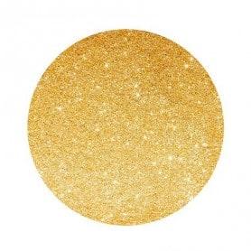 Bajoplato Glitter Oro 33 cm