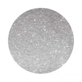 Bajoplato Glitter Plata 33 cm