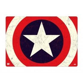 Vade Escolar Marvel Capitán América Shield