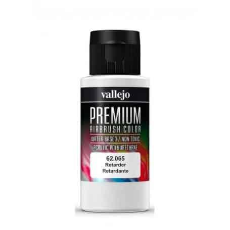 Acrílico Premium Vallejo Retardante