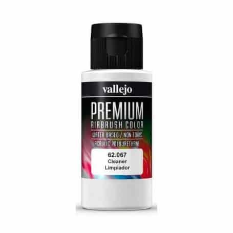Acrílico Premium Vallejo Limpiador