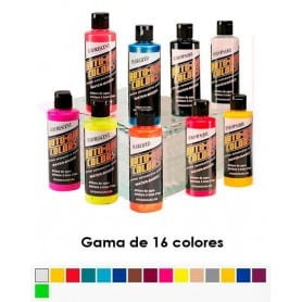 Auto Air Colors, Createx - Gama 16 colores