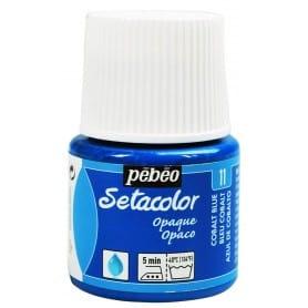 Setacolor opaco 11 Azul cobalto 45 ml