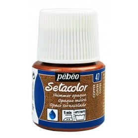 Setacolor tornasolado 47 Cobre claro 45 ml