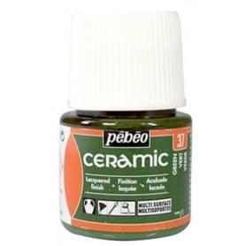 Pintura Ceramic Verde 45 ml