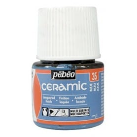Pintura Ceramic Azul 45 ml