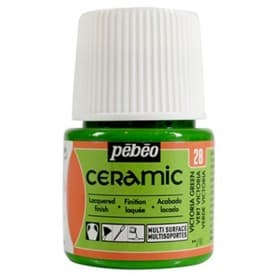 Pintura Ceramic Verde Victoria 45 ml