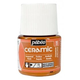 Pintura Ceramic Gamuza 45 ml nº19