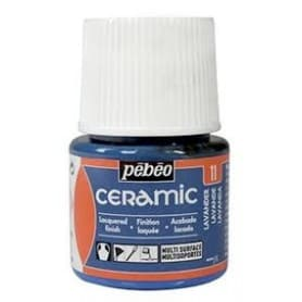 Pintura Ceramic Lavanda 45 ml nº11