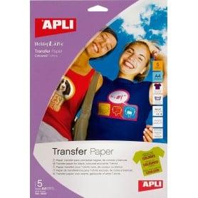 Papeles transfer Apli