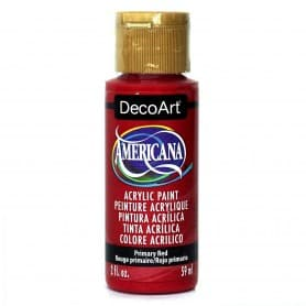 La Americana DA199 Primary Red 59 ml