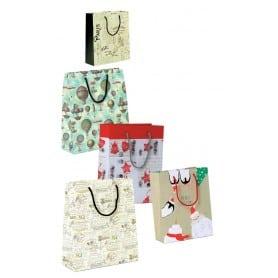 Bolsa Regalo Navidad 23 x 30 x 12