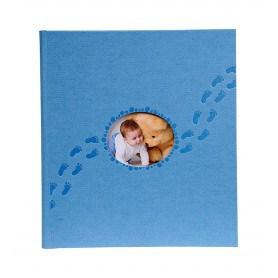 Álbum de Fotos Infantil Azul