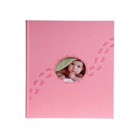 Álbum de Fotos Infantil Piloo Rosa