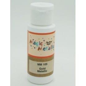 Base Magic Metallics MM-105 Oro